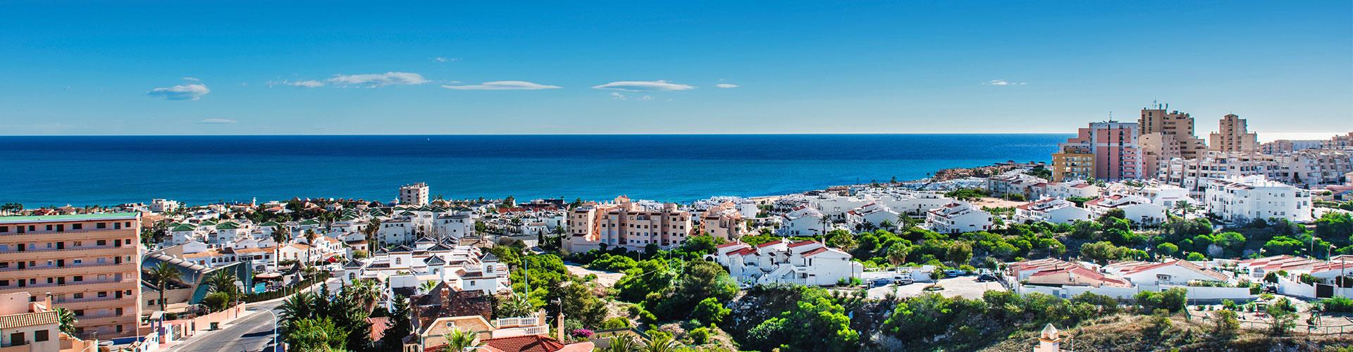 Unelmiesi asunto Espanjassa